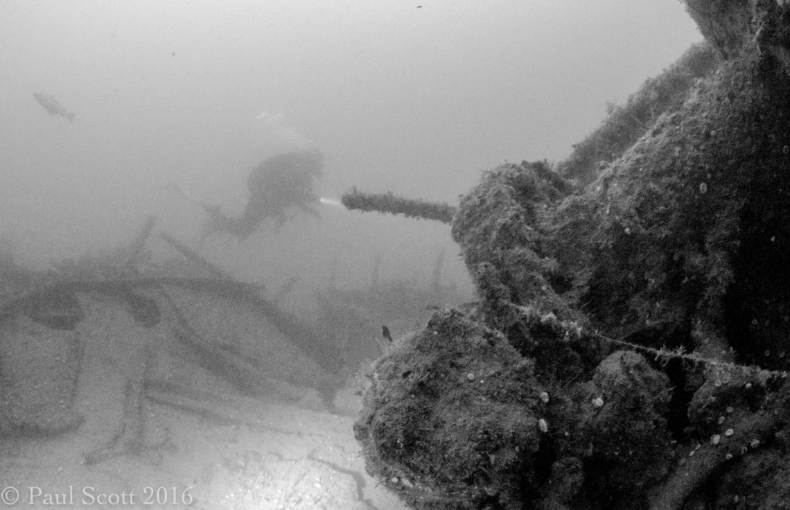 Lochgarry Shipwreck